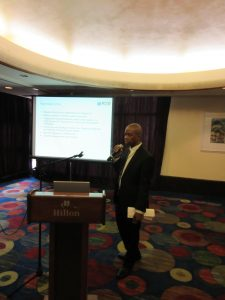 Mark Brown - 6th Annual Caribbean Valuation and Construction Conference in Trinidad & Tobago